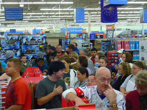 Walmart S Black Friday Troubles And Its Terrible Horrible No Good Very Bad Week National Council For Occupational Safety And Health
